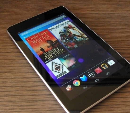 Краткие тезисы об Asus Google Nexus 7 второго поколения